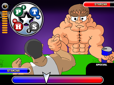 Arm Wrestling League screen shot